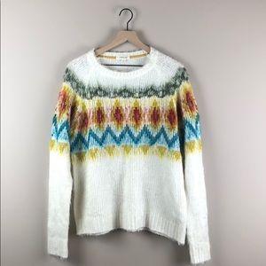 Taylor & Sage Cream Sweater (Size XL)
